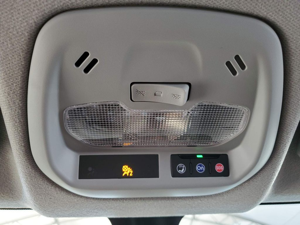 Silver 2021 Chevrolet Spark Left Side Rear Seat  Photo in Airdrie AB