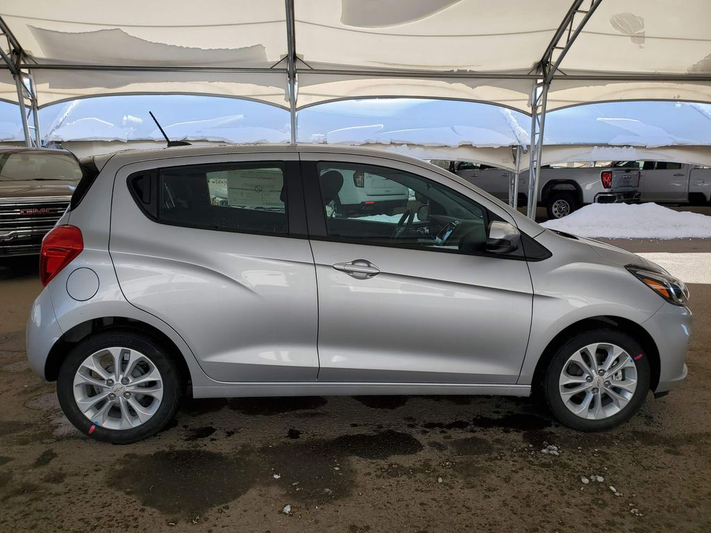 Silver 2021 Chevrolet Spark Strng Wheel: Frm Rear in Airdrie AB