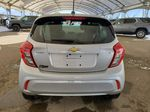 Silver 2021 Chevrolet Spark Center Console Photo in Airdrie AB