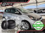 Silver 2021 Chevrolet Spark Primary Listing Photo in Airdrie AB