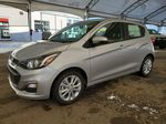 Silver 2021 Chevrolet Spark Trim Specific Photo in Airdrie AB