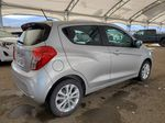 Silver 2021 Chevrolet Spark Strng Wheel/Dash Photo: Frm Rear in Airdrie AB