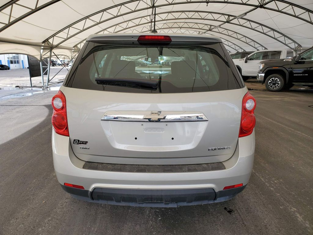 Silver 2015 Chevrolet Equinox Center Console Photo in Airdrie AB