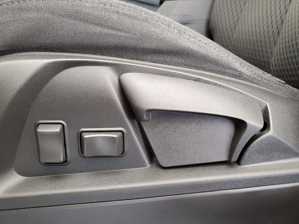Silver 2015 Chevrolet Equinox Left Front Interior Photo in Airdrie AB