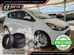 White 2021 Chevrolet Spark Primary Listing Photo in Airdrie AB