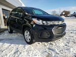 Black 2021 Chevrolet Trax Left Front Rim and Tire Photo in Westlock AB