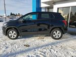Black 2021 Chevrolet Trax Left Front Head Light / Bumper and Grill in Westlock AB