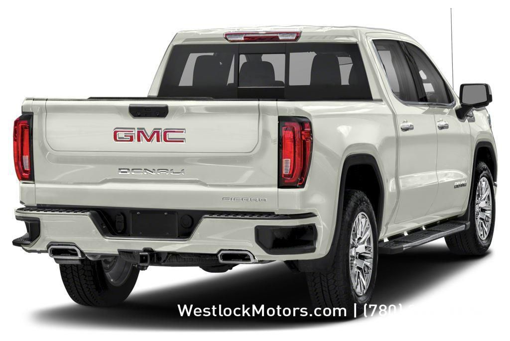 White 2021 GMC Sierra 1500 Left Front Rim and Tire Photo in Westlock AB