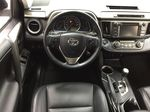 White[Blizzard Pearl] 2014 Toyota RAV4 Limited Left Front Seat Photo in Sherwood Park AB