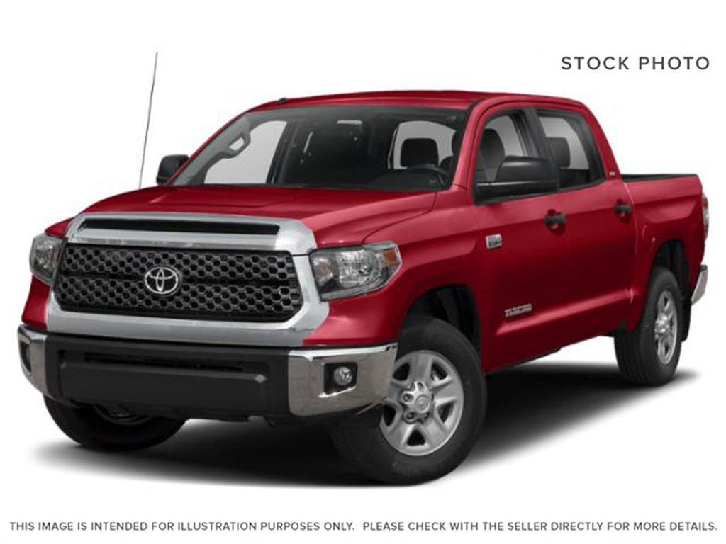 Red[Barcelona Red Metallic] 2021 Toyota Tundra 4WD