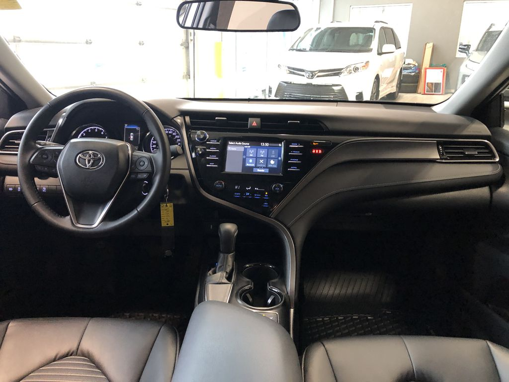Grey 2019 Toyota Camry SE | Toyota Certified Third Row Seat or Additional  Photo in Edmonton AB