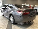 Grey 2019 Toyota Camry SE | Toyota Certified Left Rear Corner Photo in Edmonton AB