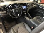 Grey 2019 Toyota Camry SE | Toyota Certified Steering Wheel/Instruments Photo in Edmonton AB