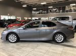 Grey 2019 Toyota Camry SE | Toyota Certified Left Side Photo in Edmonton AB