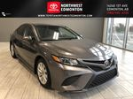 Grey 2019 Toyota Camry SE | Toyota Certified Primary Listing Photo in Edmonton AB