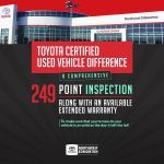 Grey 2019 Toyota Camry SE | Toyota Certified Rear Seat Photo in Edmonton AB