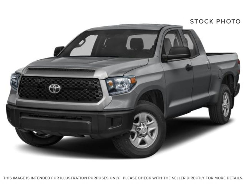 Cement Grey Metallic 2021 Toyota Tundra Double Cab TRD Off Road