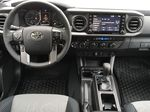 White[Super White] 2021 Toyota Tacoma TRD Off Road Steering Wheel and Dash Photo in Kelowna BC