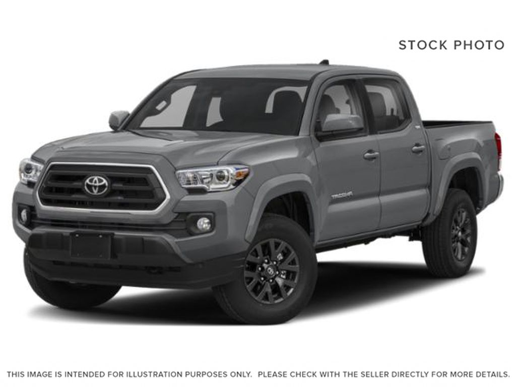 Gray[Cement] 2021 Toyota Tacoma 4WD