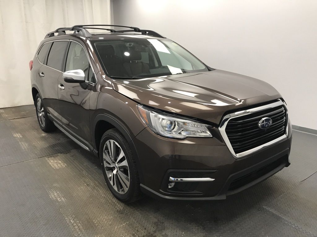 Brown 2019 Subaru Ascent Left Front Head Light / Bumper and Grill in Lethbridge AB