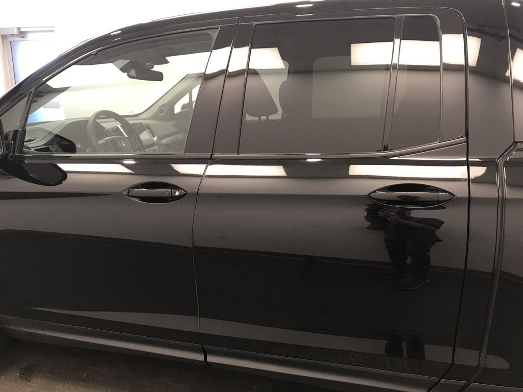Black 2019 Honda Ridgeline Front Vehicle Photo in Lethbridge AB