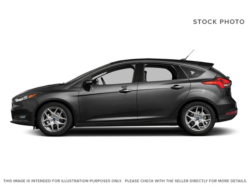 Silver[Ingot Silver Metallic] 2016 Ford Focus Left Front Rim and Tire Photo in Brockville ON