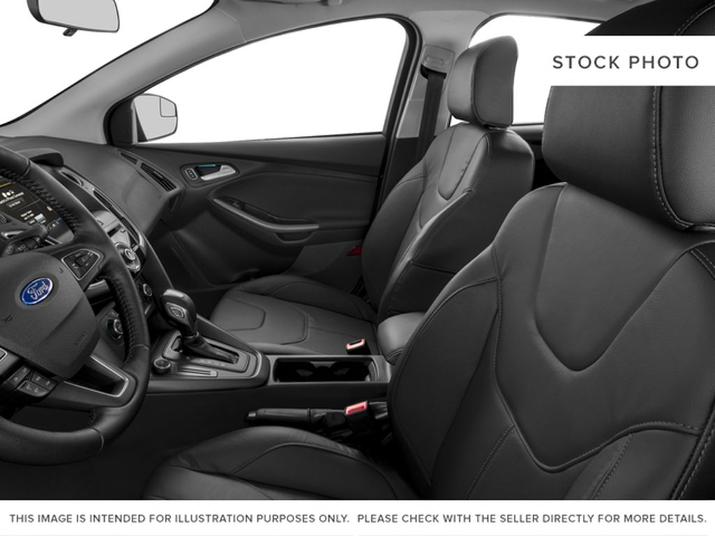 Silver[Ingot Silver Metallic] 2016 Ford Focus Front Vehicle Photo in Brockville ON