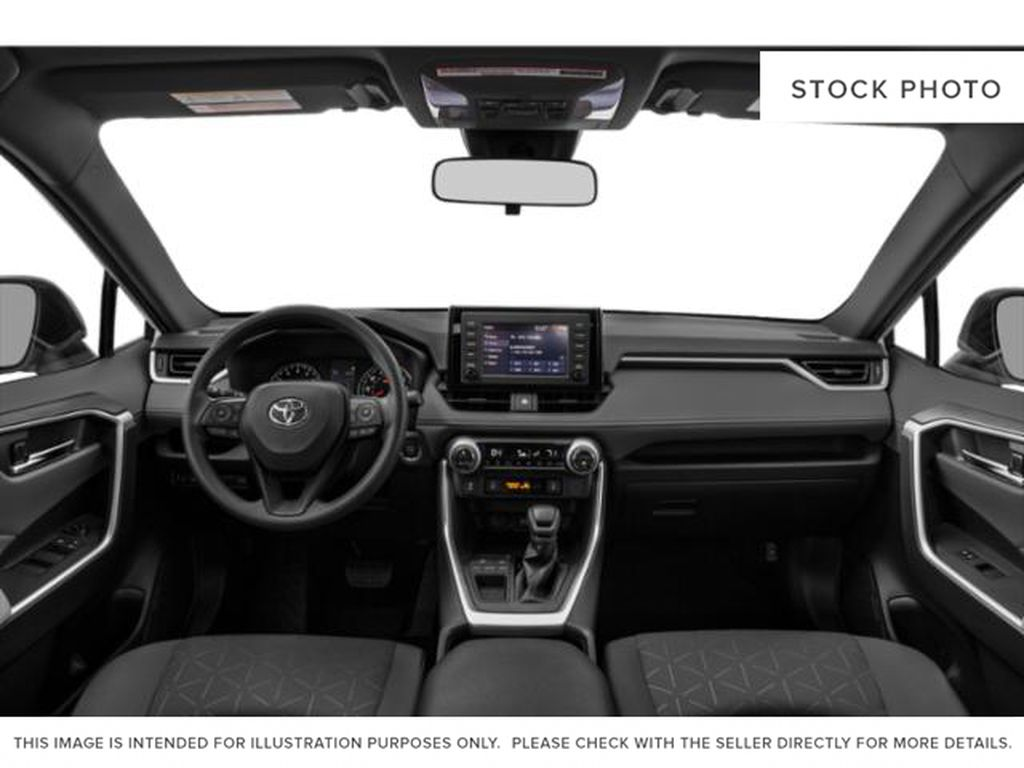 Blue[Blueprint] 2021 Toyota RAV4 Sunroof Photo in Brockville ON