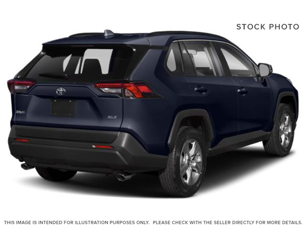 Blue[Blueprint] 2021 Toyota RAV4  Driver's Side Door Controls Photo in Brockville ON