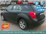 Gray[Ashen Grey Metallic] 2014 Chevrolet Equinox LS AWD - SAT Radio, Bluetooth, Alloy Wheels Left Rear Corner Photo in Winnipeg MB
