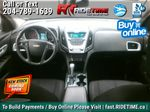 Gray[Ashen Grey Metallic] 2014 Chevrolet Equinox LS AWD - SAT Radio, Bluetooth, Alloy Wheels Central Dash Options Photo in Winnipeg MB