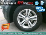 Gray[Ashen Grey Metallic] 2014 Chevrolet Equinox LS AWD - SAT Radio, Bluetooth, Alloy Wheels Left Front Rim and Tire Photo in Winnipeg MB