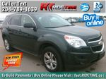 Gray[Ashen Grey Metallic] 2014 Chevrolet Equinox LS AWD - SAT Radio, Bluetooth, Alloy Wheels Primary Listing Photo in Winnipeg MB