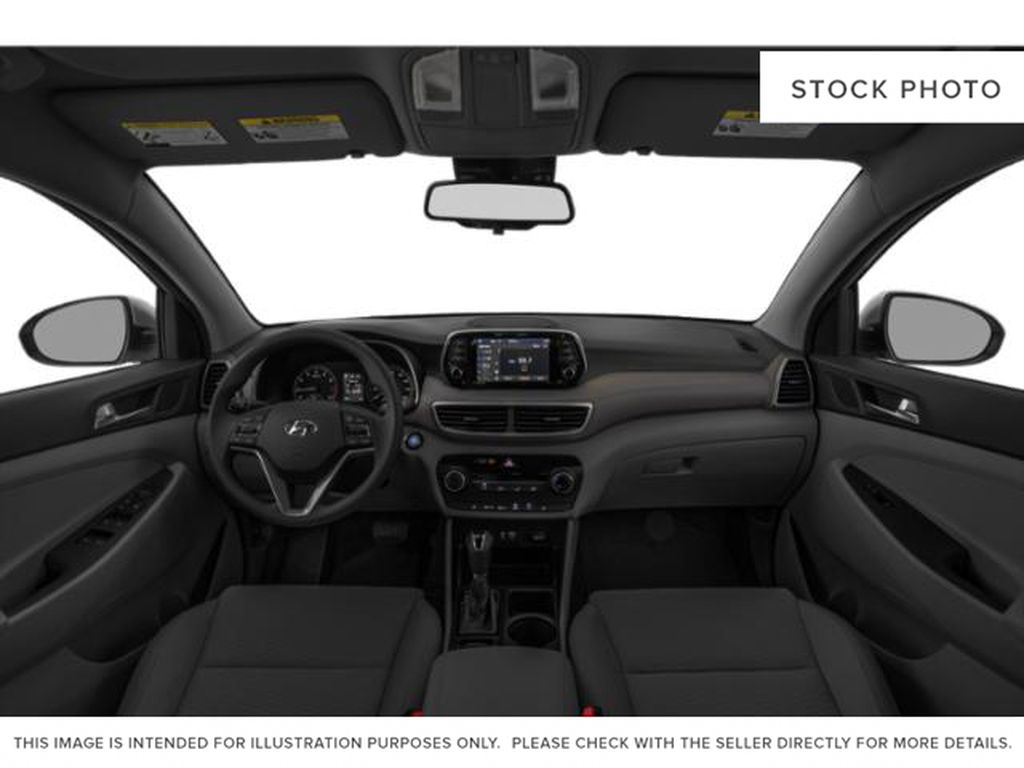 2020 Hyundai Tucson Central Dash Options Photo in Dartmouth NS