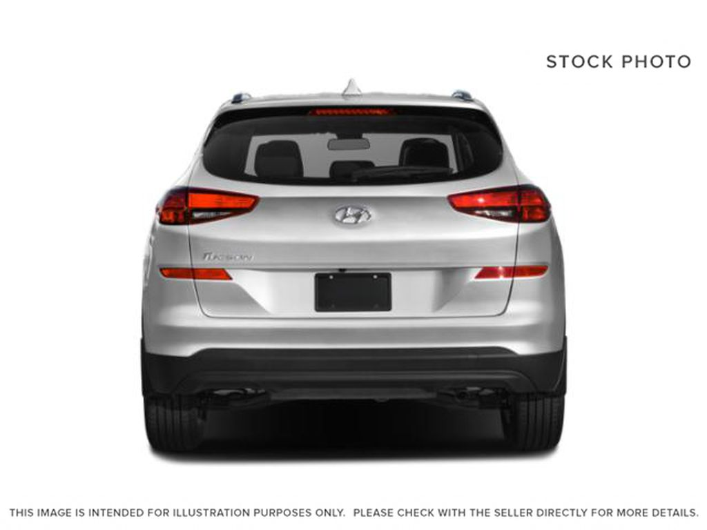 2020 Hyundai Tucson Rear of Vehicle Photo in Dartmouth NS