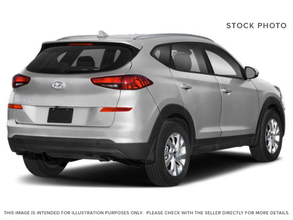 2020 Hyundai Tucson Right Rear Corner Photo in Dartmouth NS