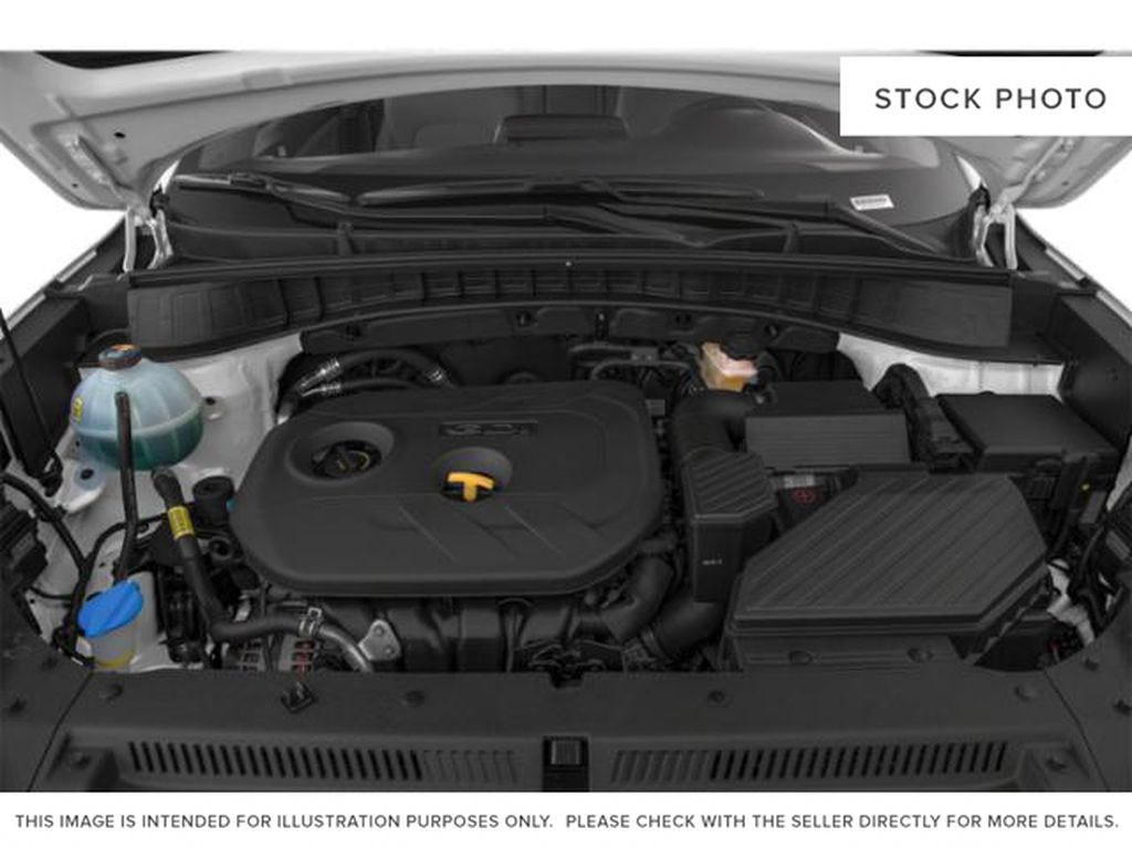 2020 Hyundai Tucson Engine Compartment Photo in Dartmouth NS