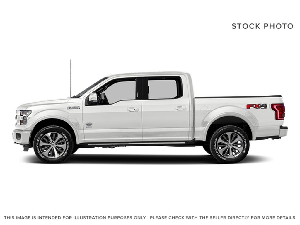 White[Oxford White] 2017 Ford F-150 Left Side Photo in Dartmouth NS