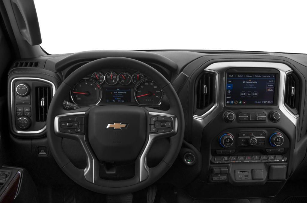 White 2020 Chevrolet Silverado 3500HD Left Front Interior Door Panel Photo in Brooks AB