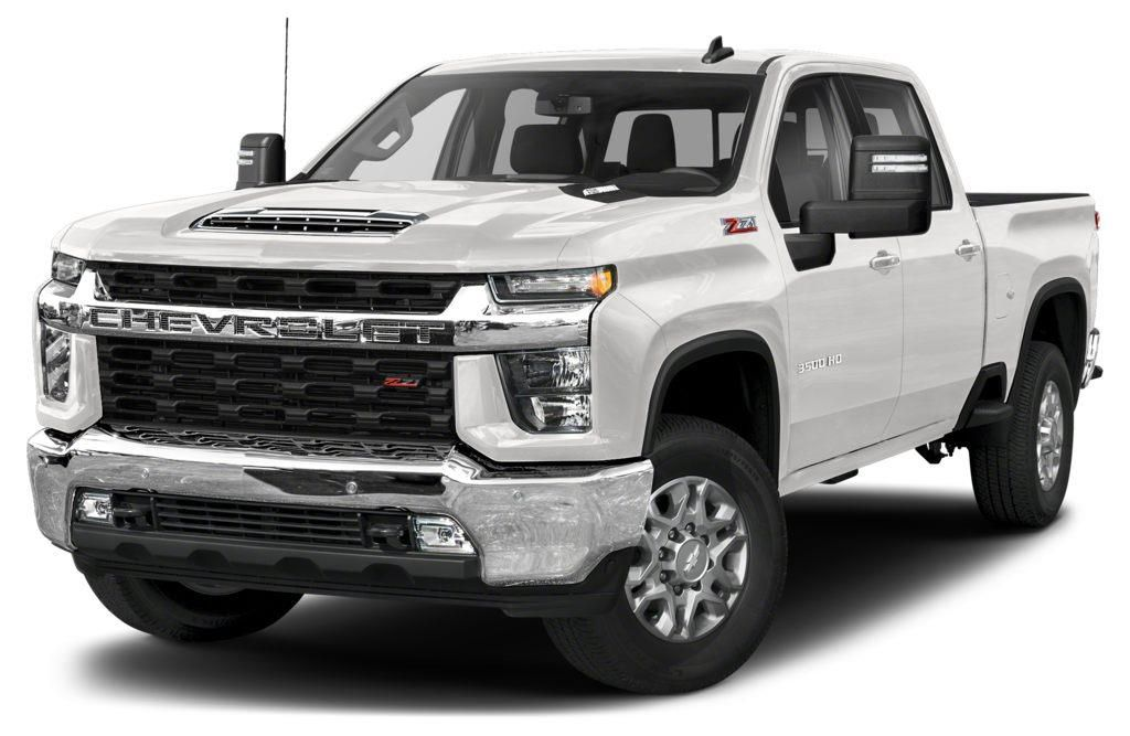 White 2020 Chevrolet Silverado 3500HD