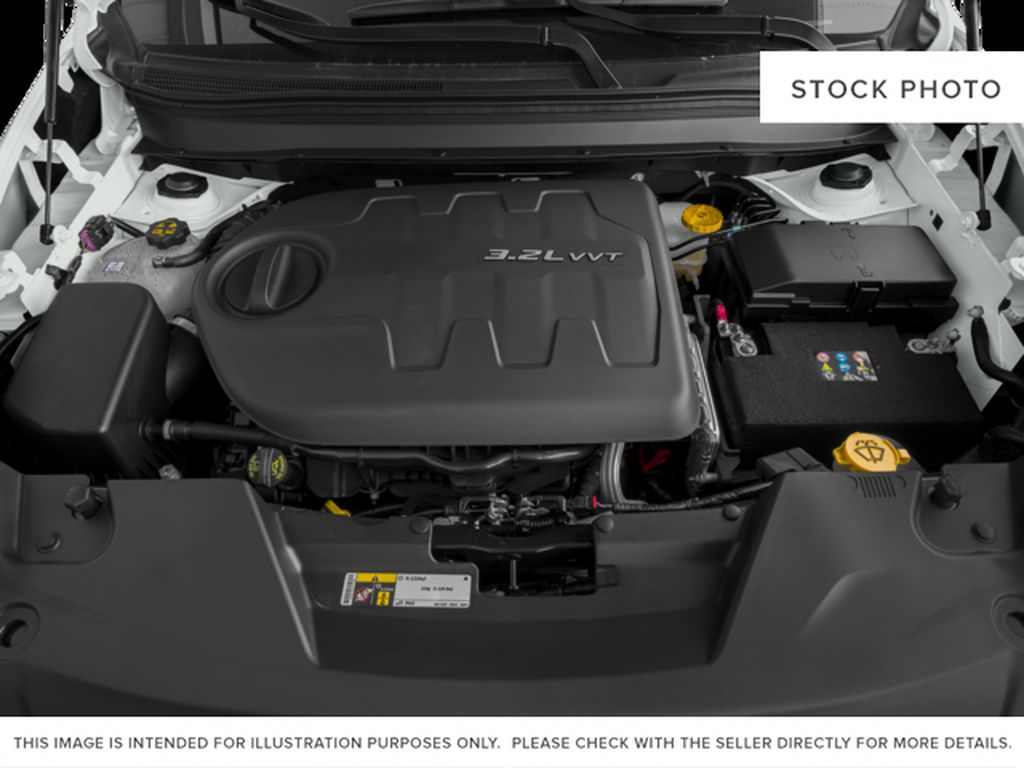 Black[Diamond Black Crystal Pearl] 2017 Jeep Cherokee Engine Compartment Photo in Yarmouth NS