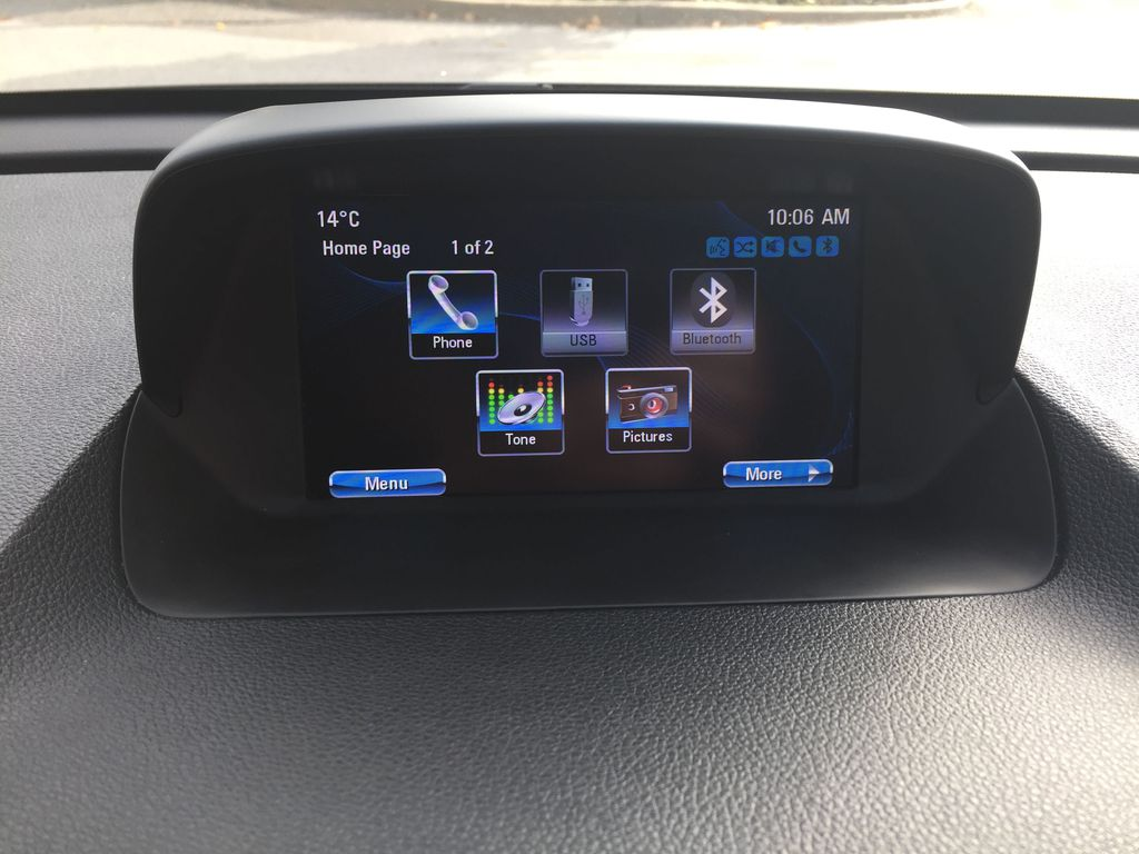 GOLD 2015 Buick Encore Left Front Interior Photo in Oshawa ON