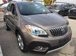 GOLD 2015 Buick Encore Strng Wheel/Dash Photo: Frm Rear in Oshawa ON