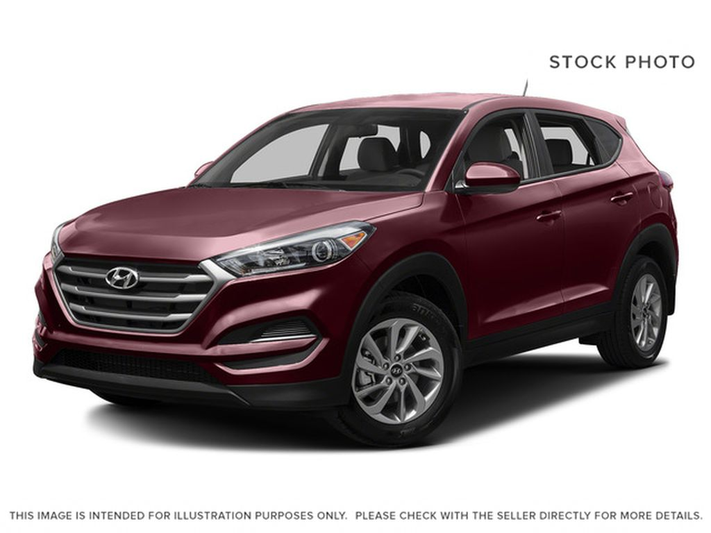 Red[Ruby Wine] 2016 Hyundai Tucson