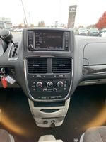 Red[Deep Cherry Red Crystal Pearl] 2016 Dodge Grand Caravan Center Console Photo in Brampton ON