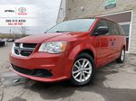 Red[Deep Cherry Red Crystal Pearl] 2016 Dodge Grand Caravan Primary Listing Photo in Brampton ON