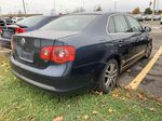 Blue[Arctic Blue Silver] 2006 Volkswagen Jetta Sedan Left Front Rim and Tire Photo in Brampton ON