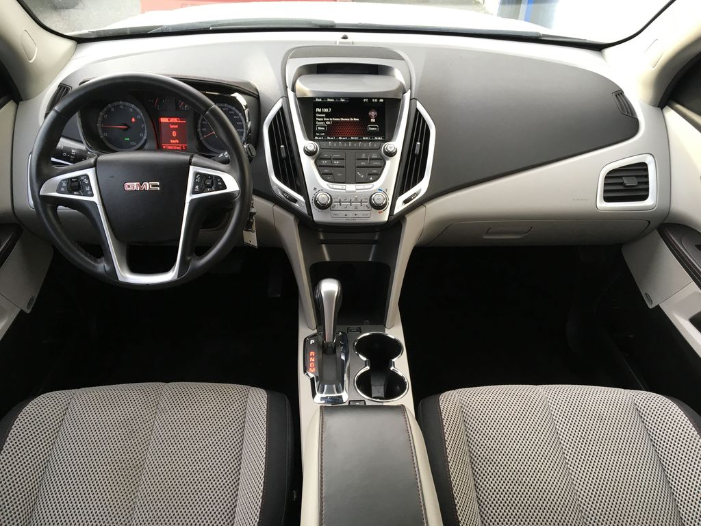 Champagne 2015 GMC Terrain Main Interior Photo in Kelowna BC