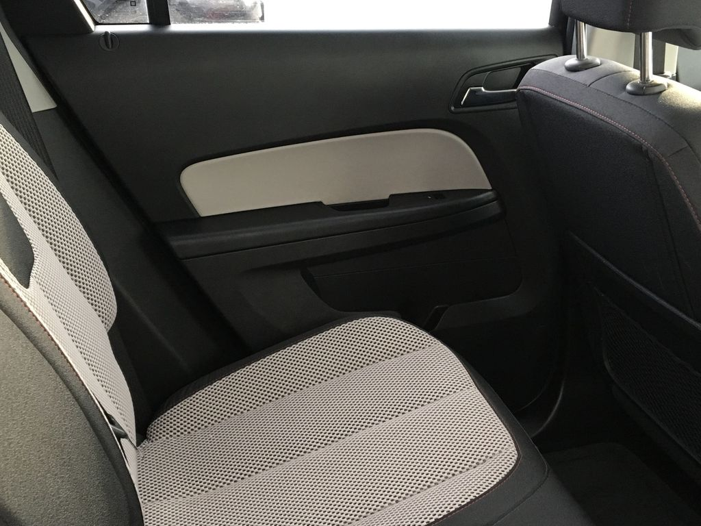 Champagne 2015 GMC Terrain Left Rear Interior Door Panel Photo in Kelowna BC