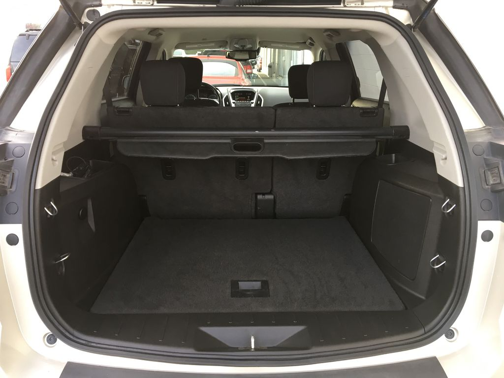 Champagne 2015 GMC Terrain Trunk / Cargo Area Photo in Kelowna BC